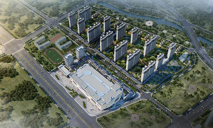 濟寧北湖新區